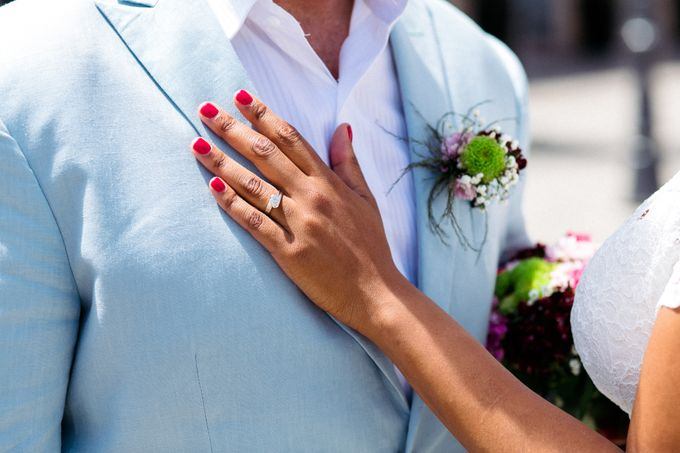 An Afro American wedding in Greece by MarrymeinGreece - 038