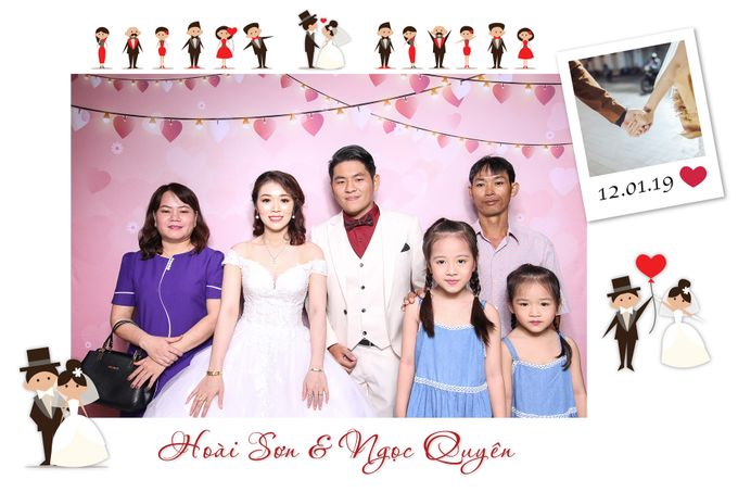 Son & Quyen Wedding by Printaphy Photobooth Ho Chi Minh Sai Gon Vietnam by Printaphy Photobooth Vietnam - 001
