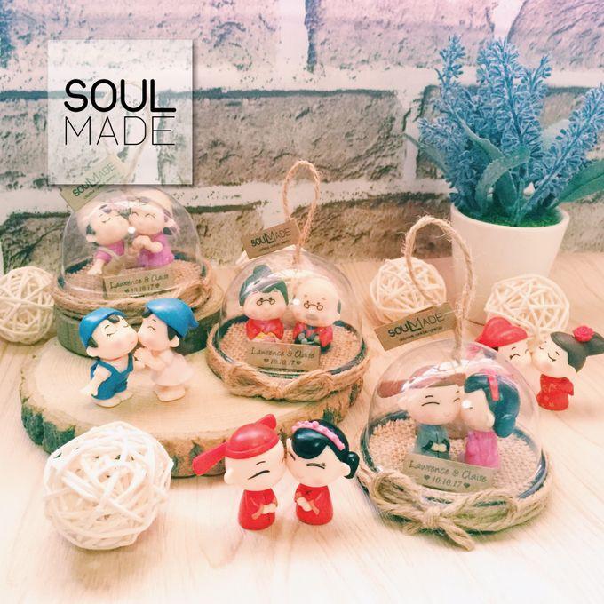 Couple Souvenir Series by Soulmade Design - 001