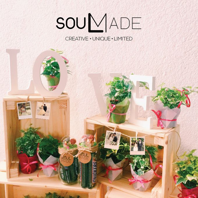 Ivies Plant Pot by Soulmade Design - 001