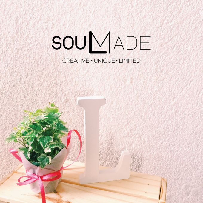 Ivies Plant Pot by Soulmade Design - 002