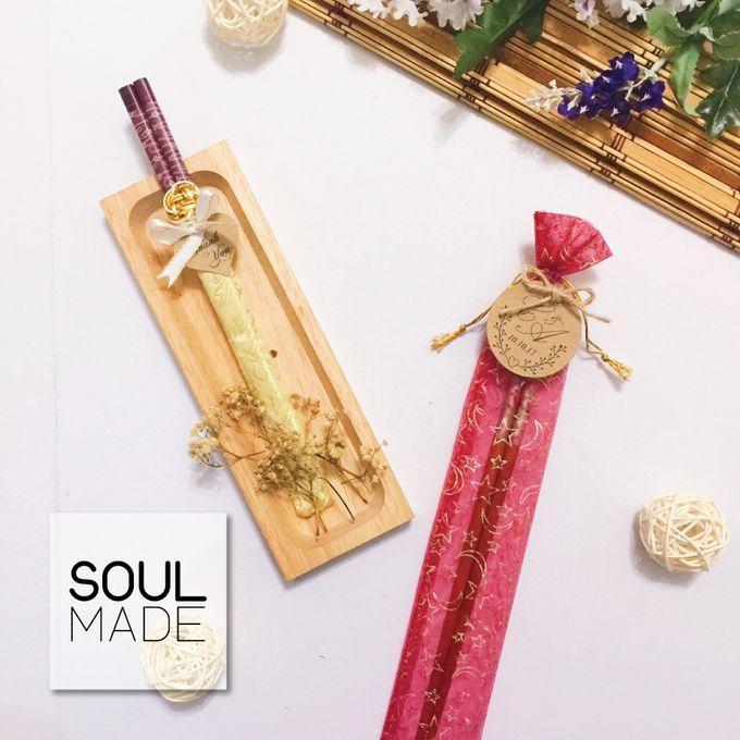 Wedding Chopstick by Soulmade Design - 002