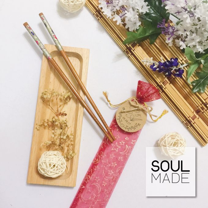Wedding Chopstick by Soulmade Design - 003