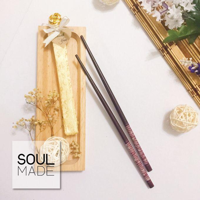 Wedding Chopstick by Soulmade Design - 001