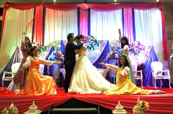 Wedding Experienced at HARRIS Sunset Road by Harris Hotel & Residences Sunset Road - 005