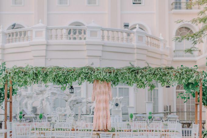 T&F Wedding Surabaya by LAKSMI - Kebaya Muslimah & Islamic Bride - 002