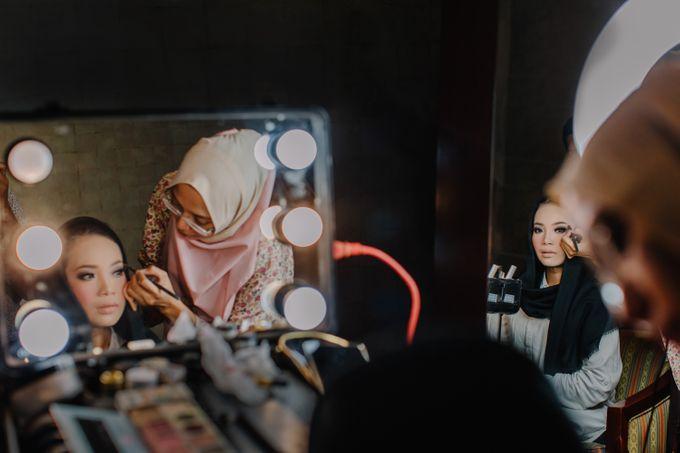 T&F Wedding Surabaya by LAKSMI - Kebaya Muslimah & Islamic Bride - 004