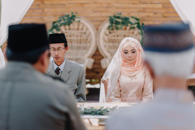 T&F Wedding Surabaya by LAKSMI - Kebaya Muslimah & Islamic Bride - 006