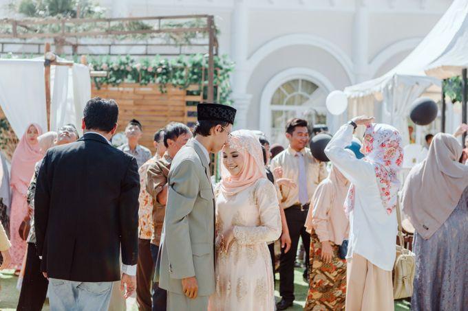 T&F Wedding Surabaya by LAKSMI - Kebaya Muslimah & Islamic Bride - 008