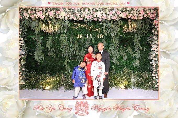 Trang & Cang Wedding by Printaphy Photobooth Ho Chi Minh Sai Gon Vietnam by Printaphy Photobooth Vietnam - 001