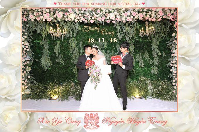 Trang & Cang Wedding by Printaphy Photobooth Ho Chi Minh Sai Gon Vietnam by Printaphy Photobooth Vietnam - 008