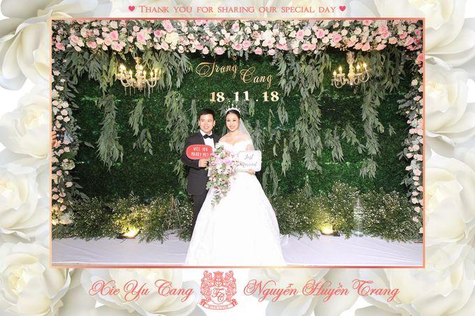 Trang & Cang Wedding by Printaphy Photobooth Ho Chi Minh Sai Gon Vietnam by Printaphy Photobooth Vietnam - 009