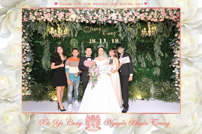 Trang & Cang Wedding by Printaphy Photobooth Ho Chi Minh Sai Gon Vietnam by Printaphy Photobooth Vietnam - 010
