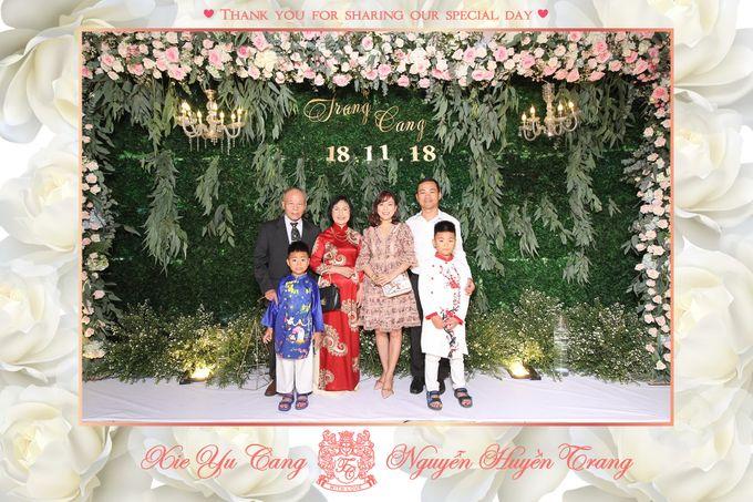 Trang & Cang Wedding by Printaphy Photobooth Ho Chi Minh Sai Gon Vietnam by Printaphy Photobooth Vietnam - 002