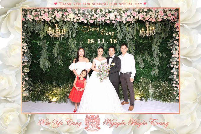Trang & Cang Wedding by Printaphy Photobooth Ho Chi Minh Sai Gon Vietnam by Printaphy Photobooth Vietnam - 004