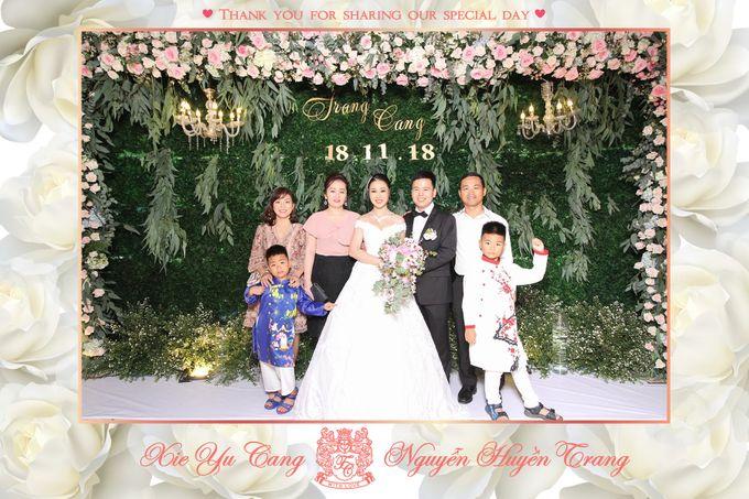Trang & Cang Wedding by Printaphy Photobooth Ho Chi Minh Sai Gon Vietnam by Printaphy Photobooth Vietnam - 005