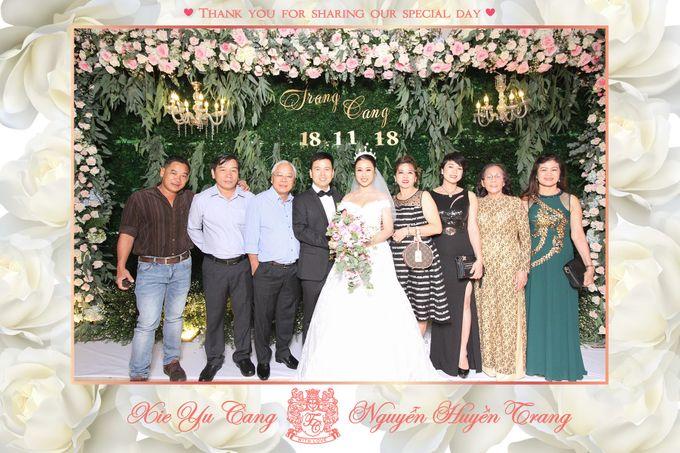 Trang & Cang Wedding by Printaphy Photobooth Ho Chi Minh Sai Gon Vietnam by Printaphy Photobooth Vietnam - 006