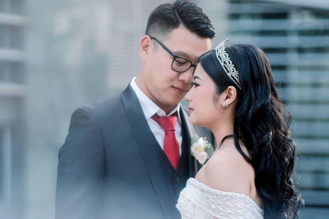 Wedding Of Julius & Novike by Financial Club Jakarta - 004