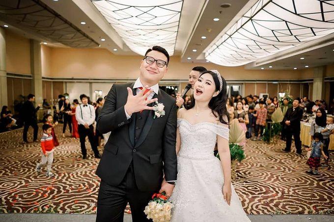 Wedding Of Julius & Novike by Financial Club Jakarta - 008