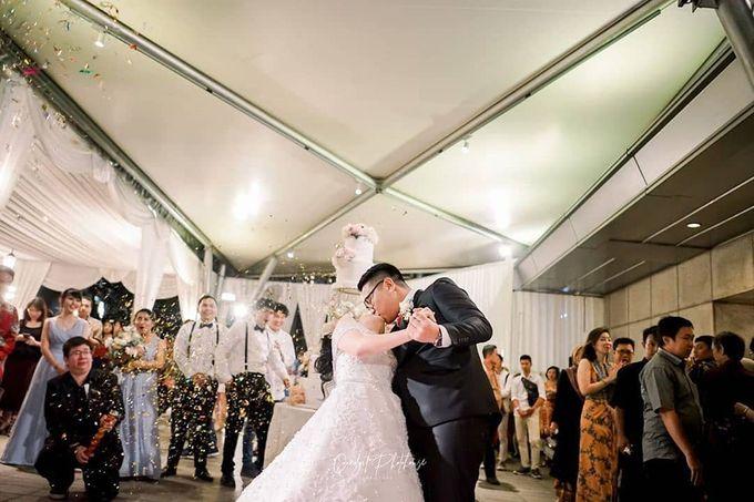 Wedding Of Julius & Novike by Financial Club Jakarta - 002