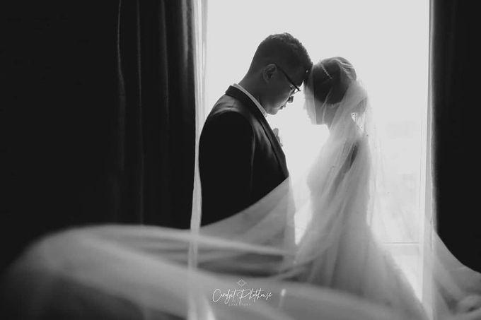 Wedding Of Julius & Novike by Financial Club Jakarta - 001