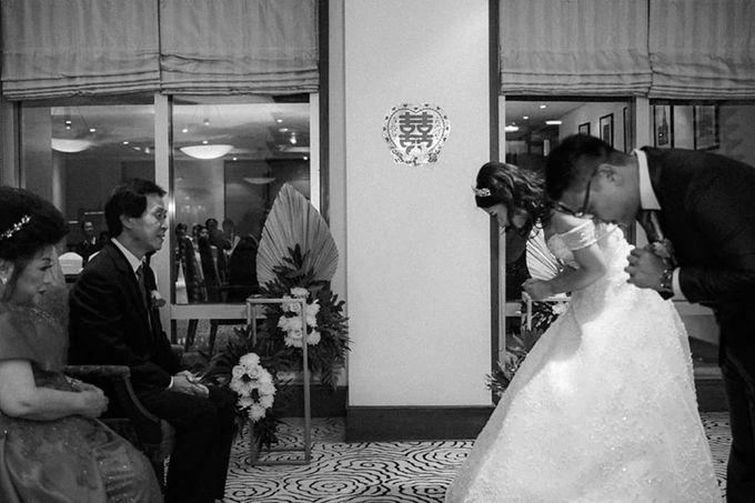 Wedding Of Julius & Novike by Financial Club Jakarta - 006