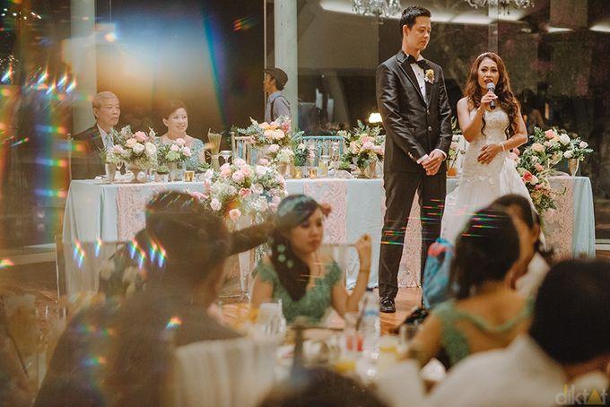 Wedding Day Willy & Fransisca by diktatphotography - 113