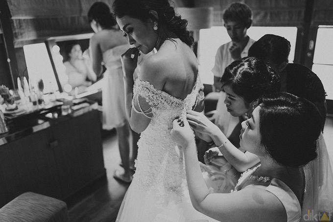 Wedding Day Willy & Fransisca by diktatphotography - 015