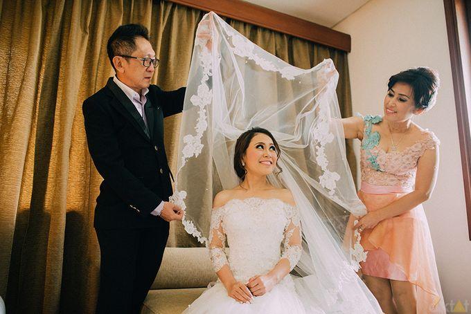 Wedding Day Willy & Fransisca by diktatphotography - 017