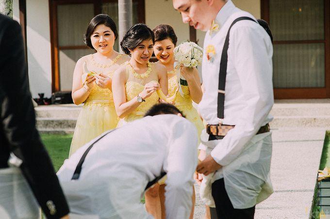 Wedding Day Willy & Fransisca by diktatphotography - 035