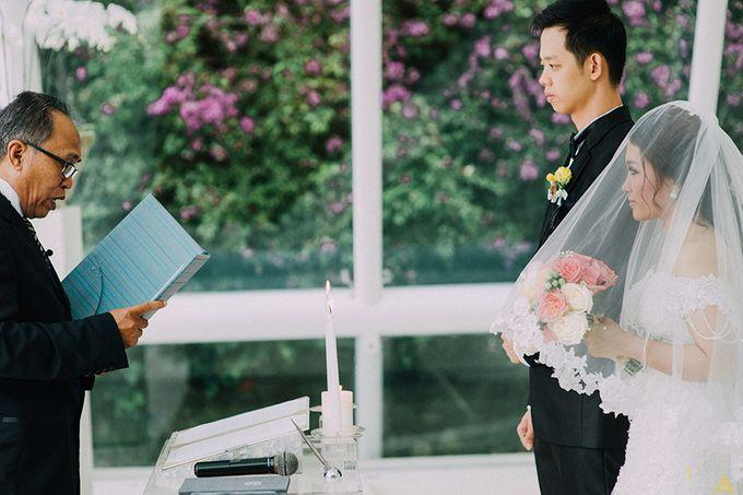 Wedding Day Willy & Fransisca by diktatphotography - 055