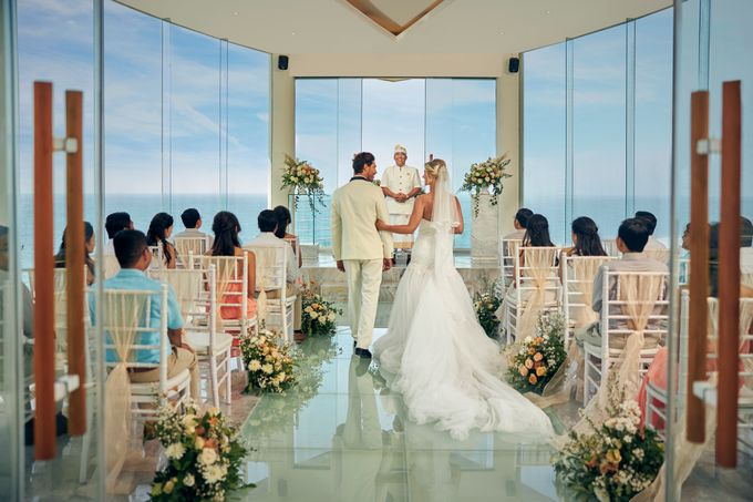 Wiwaha Wedding at Hilton Bali Resort by Hilton Bali Resort - 005