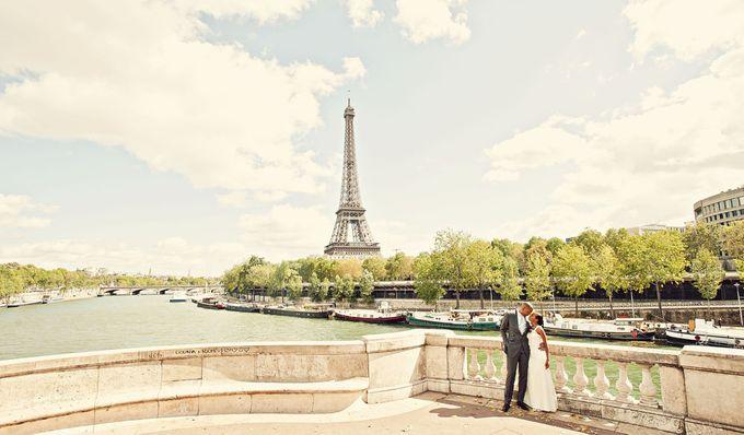 Paris Pre Wedding by Vey Gallery - 015