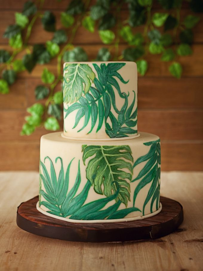 Tropical Rush by Cakeshop by Sonja - 001