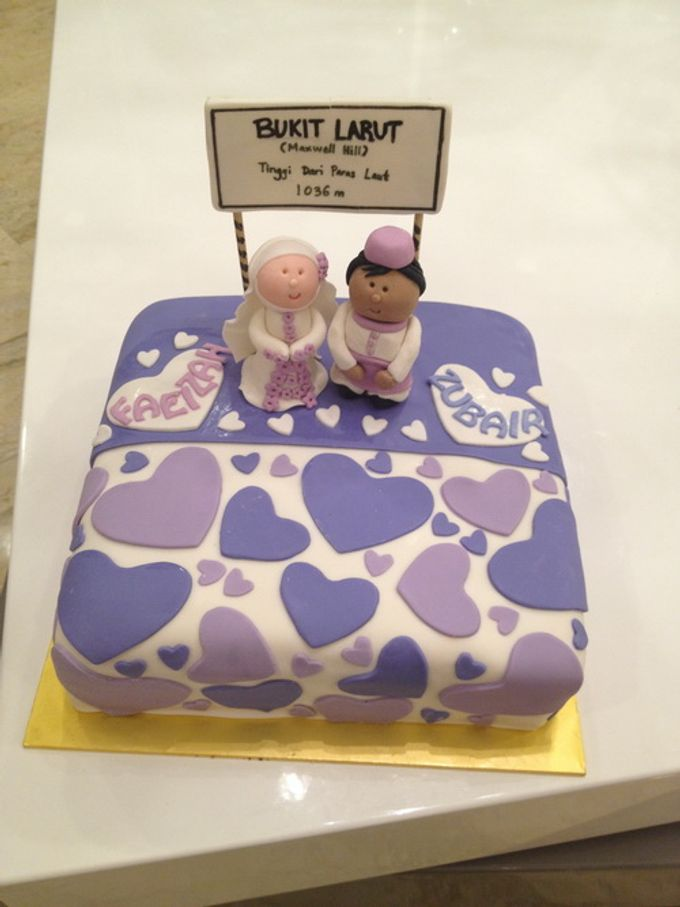 a glimpse of  my  works by In the Clouds Cakes & Events - 007