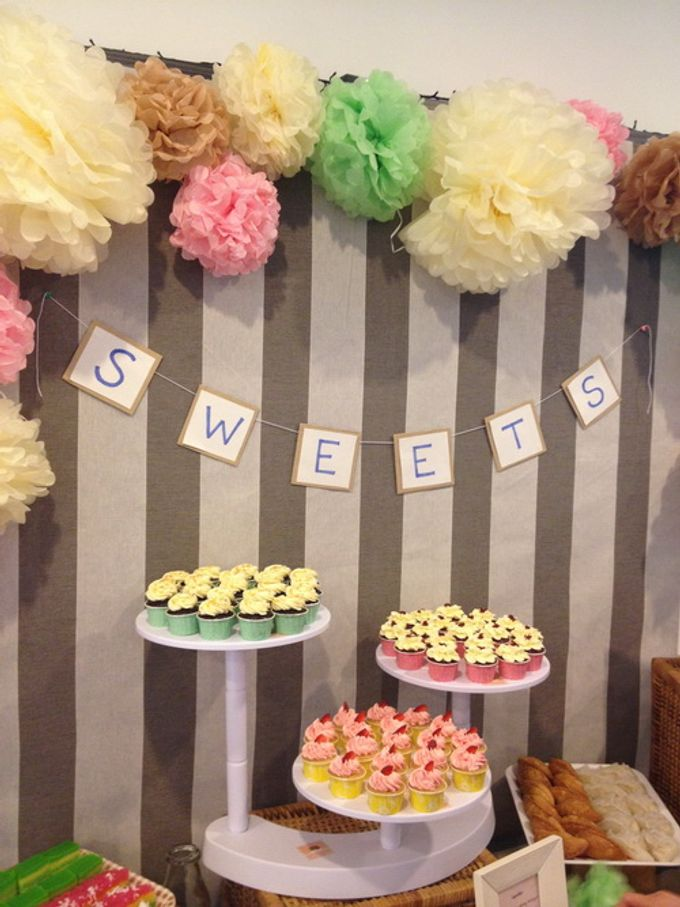 a glimpse of  my  works by In the Clouds Cakes & Events - 008