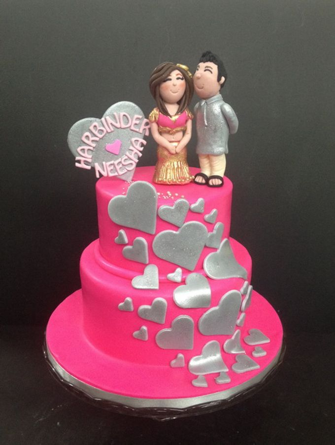 a glimpse of  my  works by In the Clouds Cakes & Events - 009