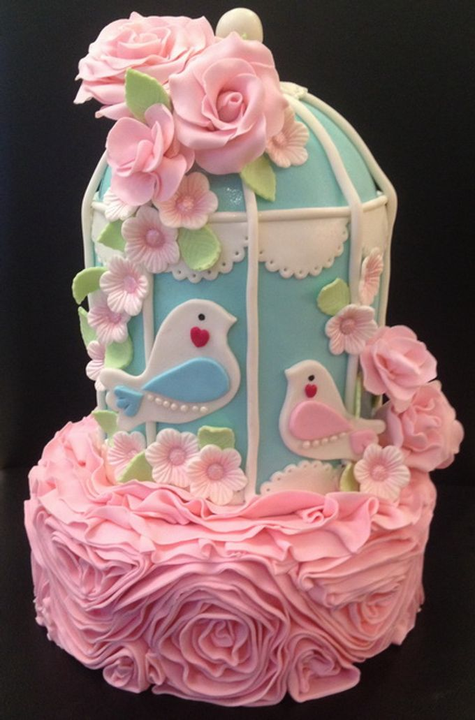a glimpse of  my  works by In the Clouds Cakes & Events - 010