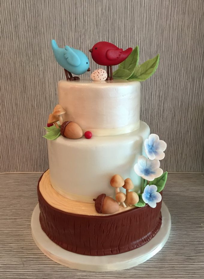 a glimpse of  my  works by In the Clouds Cakes & Events - 004