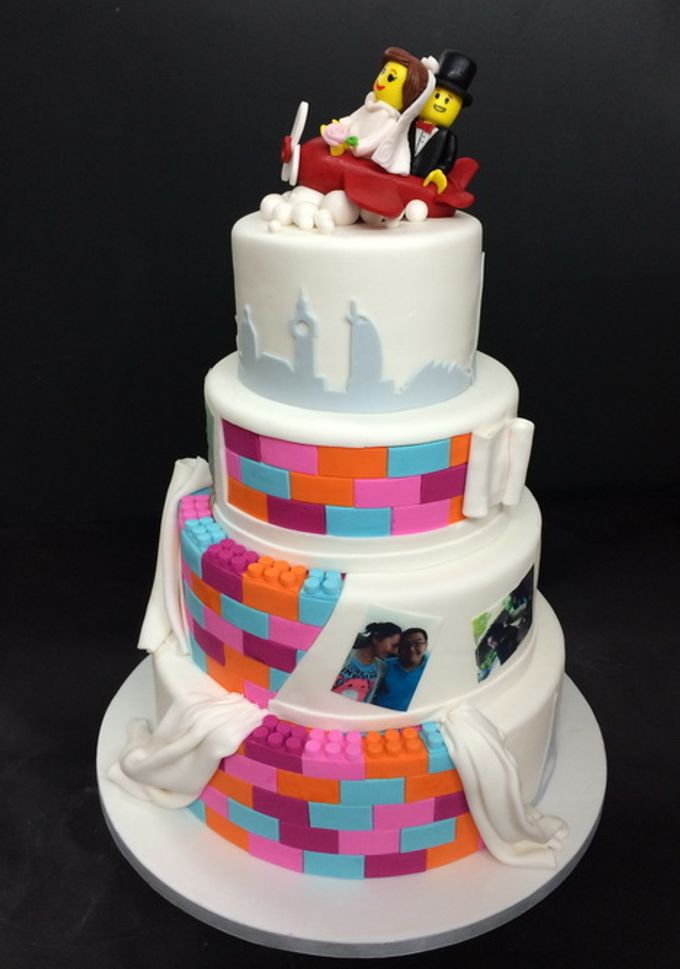 a glimpse of  my  works by In the Clouds Cakes & Events - 011
