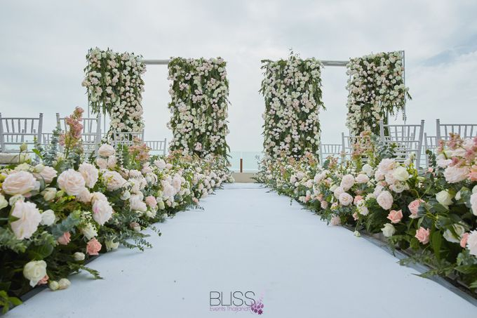 Wedding at ritz carlton koh samui by BLISS Events & Weddings Thailand - 001