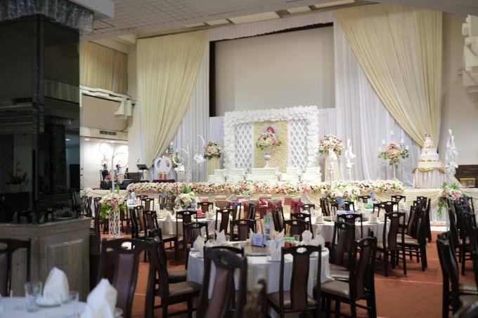 Reception of Sebastian & Sheila by Kayika Wedding Organizer - 010