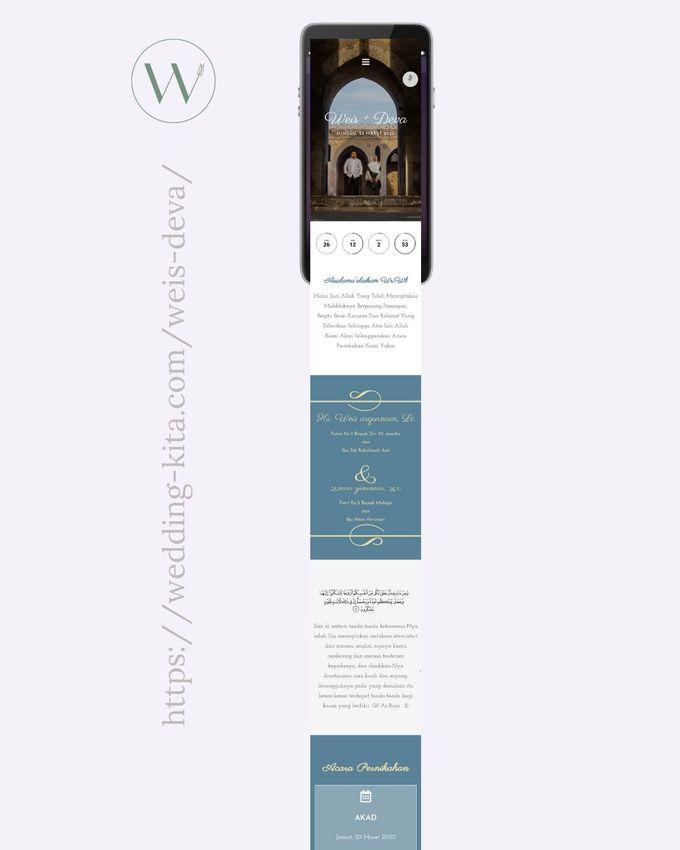 Undangan Digital Website Custom 6 by Wedding kita invitation - 002