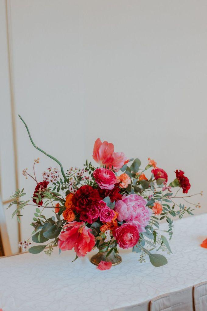 Venue Floral Decor by The Bloomish Eden - 007