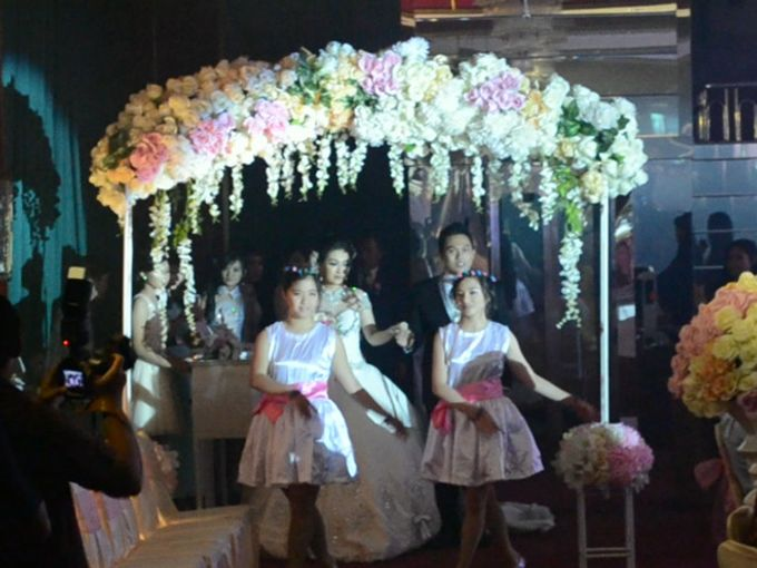 Wedding of Anastasia & Komang by Fairy Tale Exclusive Dance - 001