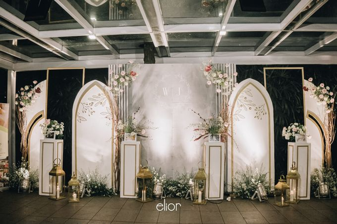 The Wedding of Welly and Janette by Elior Design - 003