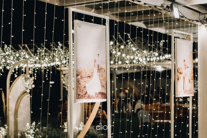 The Wedding of Welly and Janette by Elior Design - 008