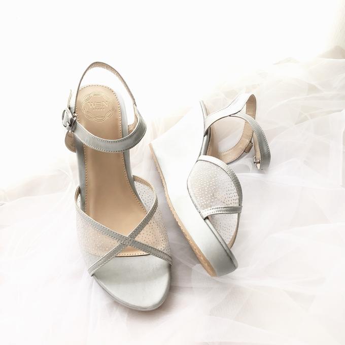 Pointy heels /wedges /flat shoes /platform heels by Wen Custom & Bridal Shoes - 003