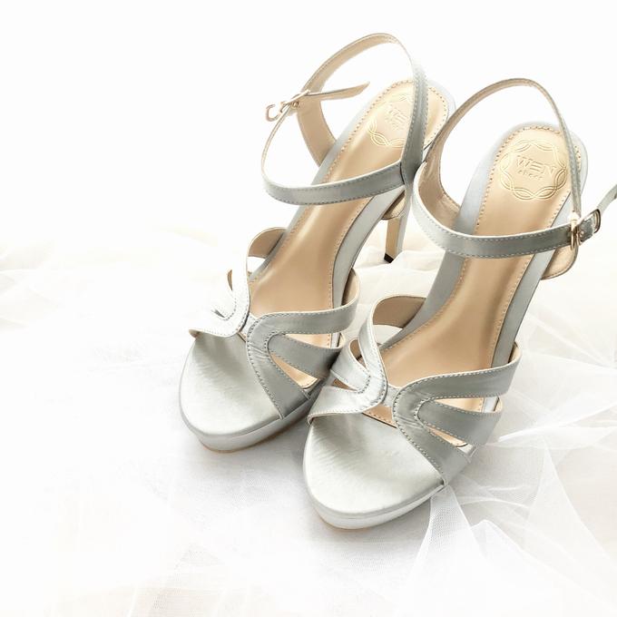 Pointy heels /wedges /flat shoes /platform heels by Wen Custom & Bridal Shoes - 004