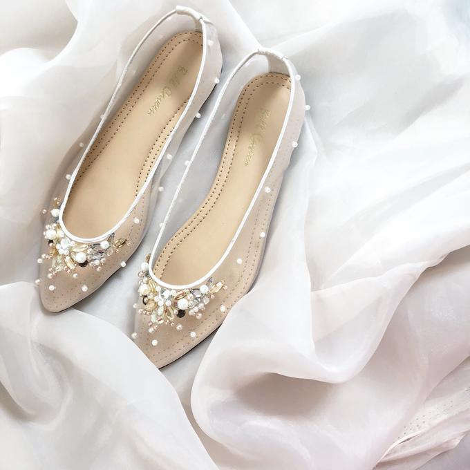 Pointy heels /wedges /flat shoes /platform heels by Wen Custom & Bridal Shoes - 001